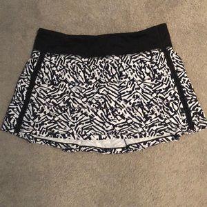 Pace rival skirt - Lululemon skirt